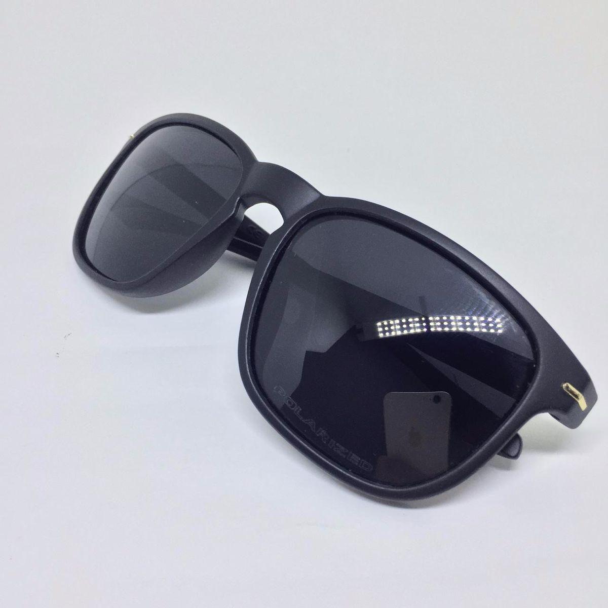 5a8f78ca5 Óculos de Sol Preto Oakley Original e Novo   Óculos Feminino Oakley Nunca  Usado 31310530   enjoei