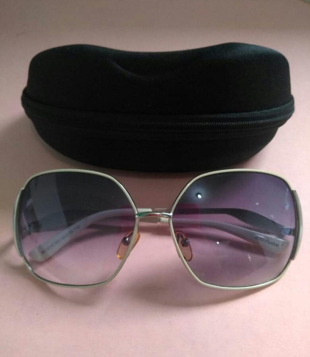 5e03224df5d93 Oculos de Sol Quadrado com Lente Rocha Degrade.   Óculos Feminino ...