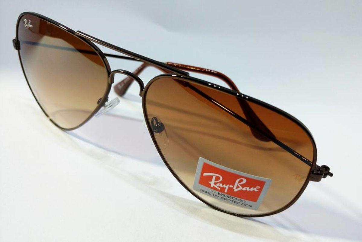 Óculos de Sol Ray Ban Aviador 3026 Cobre Feminino e Masculino   Óculos  Feminino Rb Nunca Usado 29605471   enjoei 54e01a1d73