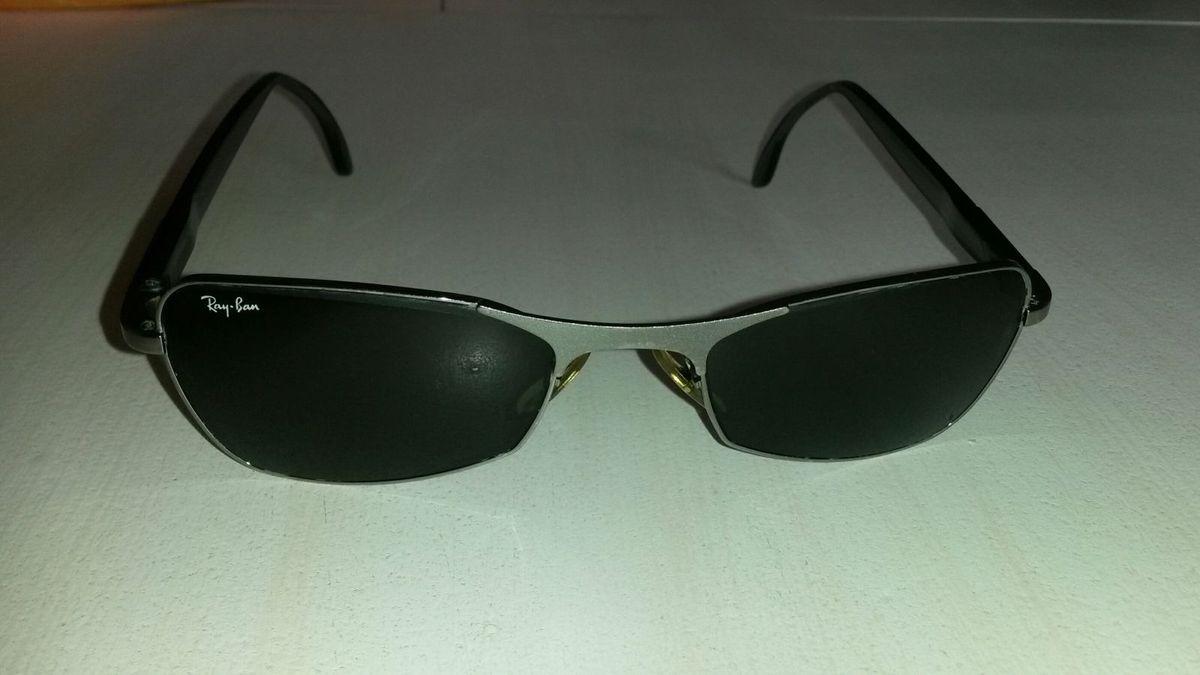 Óculos de Sol Ray Ban Origonal   Óculos Masculino Bausch Lomb Usado ... fe39eeef06c7