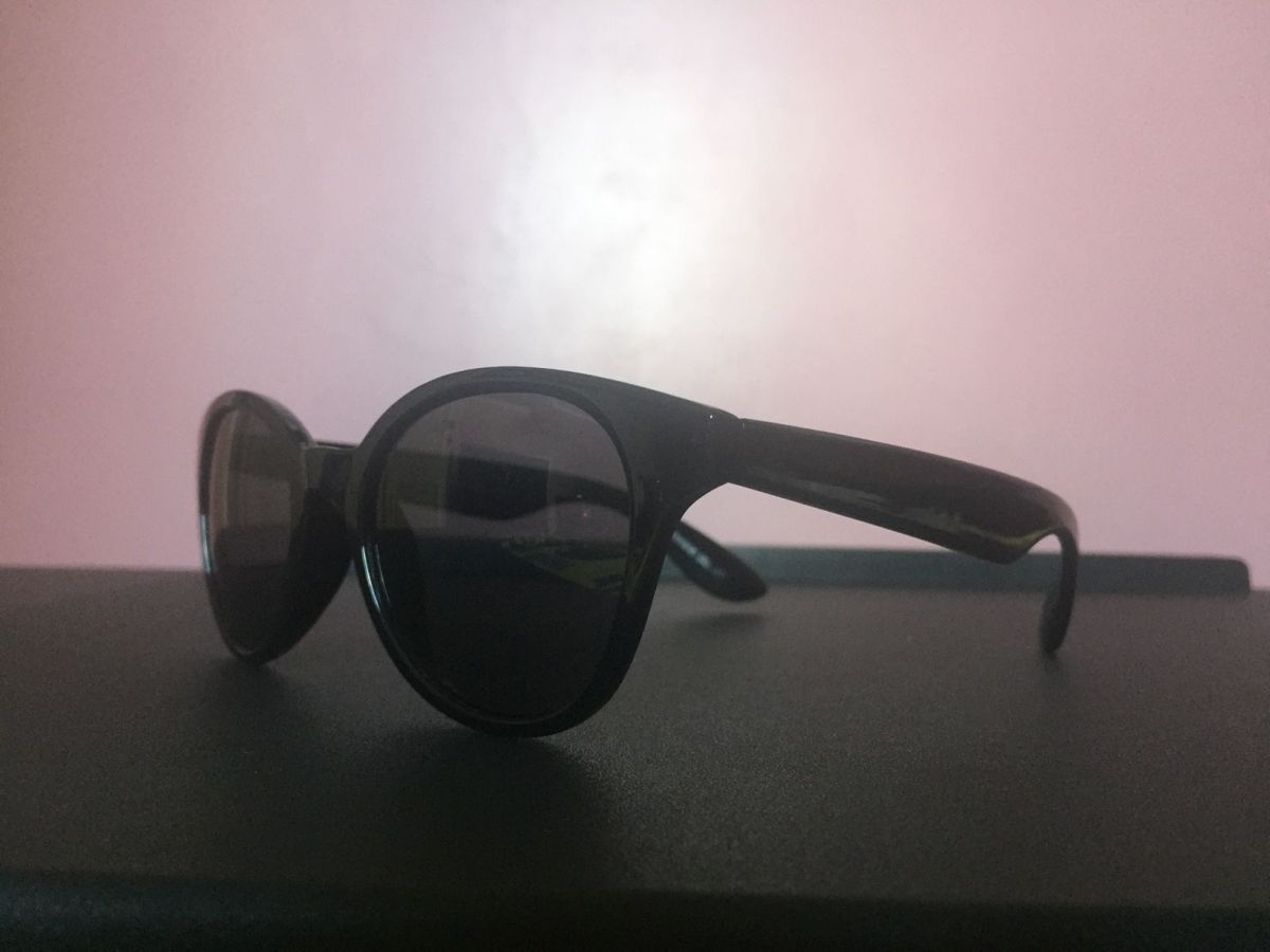 7c0192dbca489 Óculos de Sol Redondo Gatinho Renner   Óculos Feminino Renner Usado  31083244   enjoei