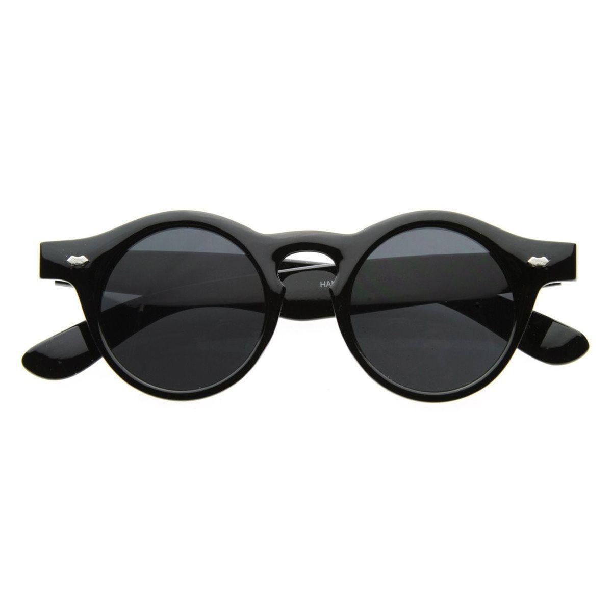 9c8dcf96a Óculos de Sol Redondo Pequeno - Unissex   Óculos Feminino Nunca Usado  21558378   enjoei