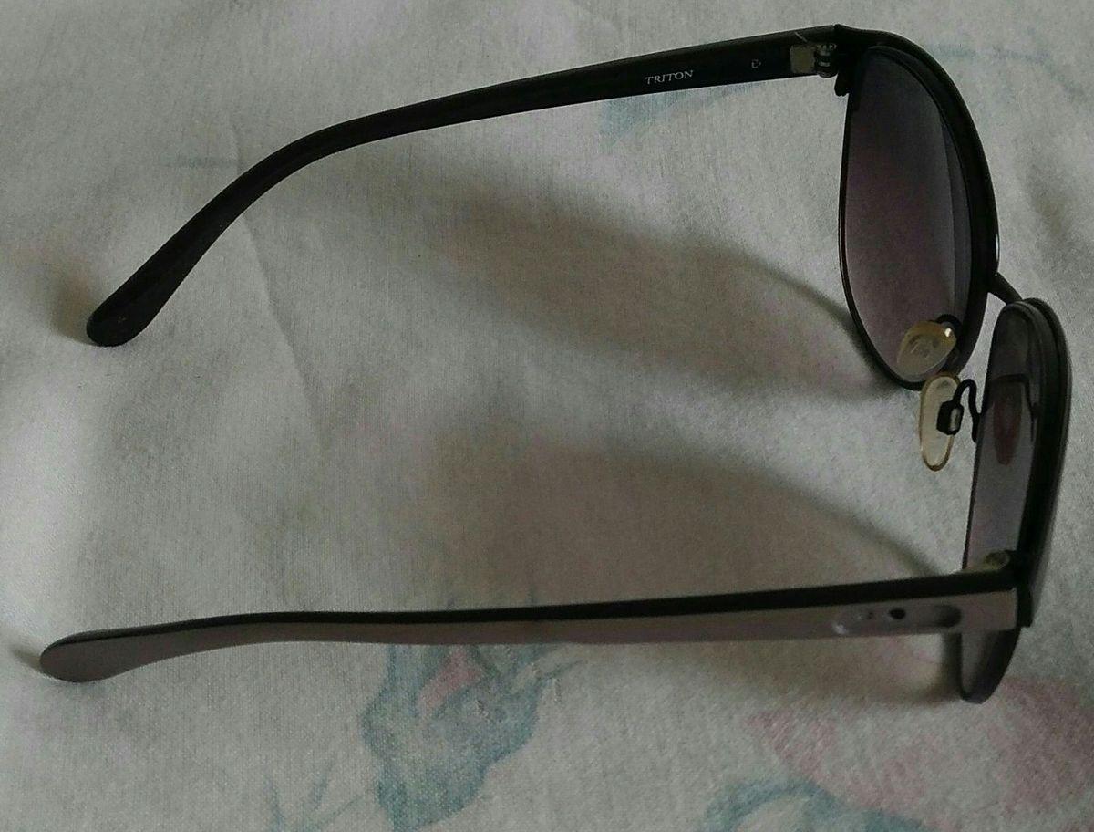 Óculos de Sol Roxo Gatinho Triton   Óculos Feminino Triton Usado 30556041    enjoei 90ecda4aaf