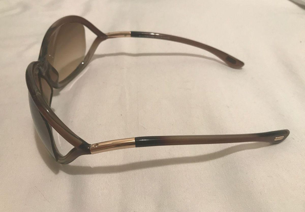 2f27a86e1b911 Óculos de Sol Tom Ford   Óculos Feminino Tom Ford Nunca Usado 24187267    enjoei