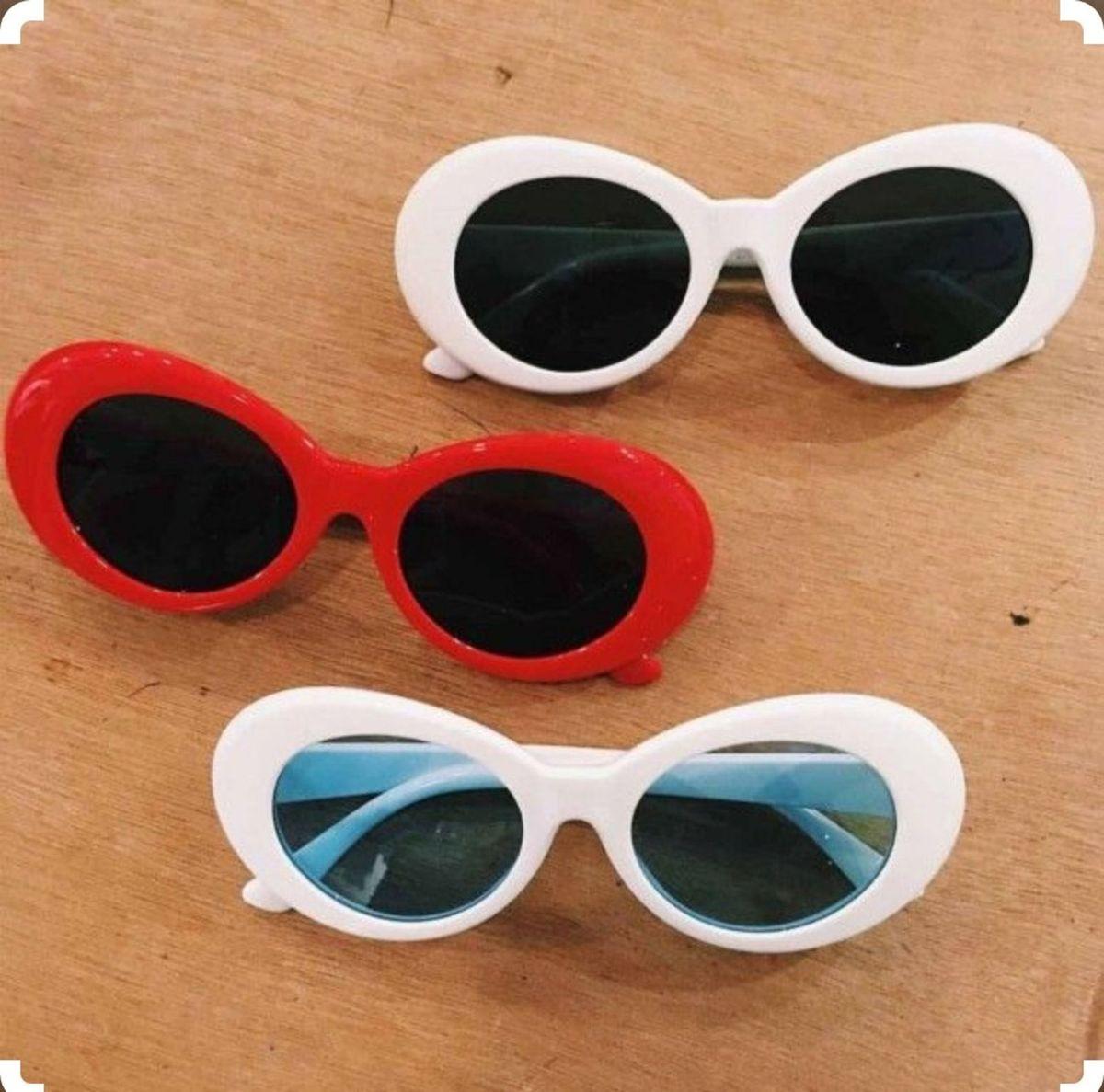6dfd086c9 Óculos de Sol Vintage Moda Retrô Uv400 | Óculos Feminino Nunca Usado ...