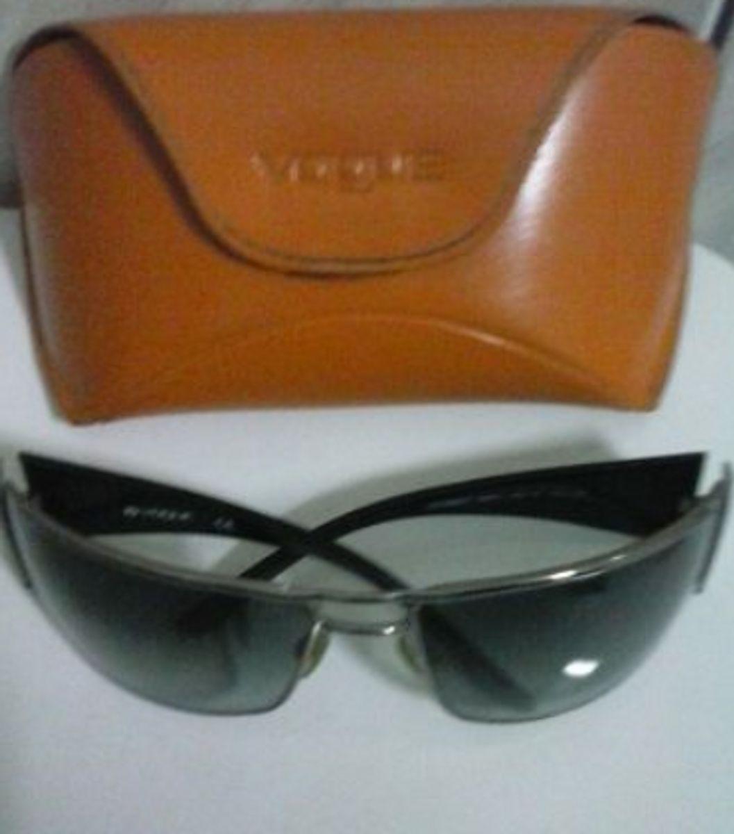 8ec9907e4 Oculos de Sol Vogue Original Unisex | Óculos Feminino Vogue Usado ...