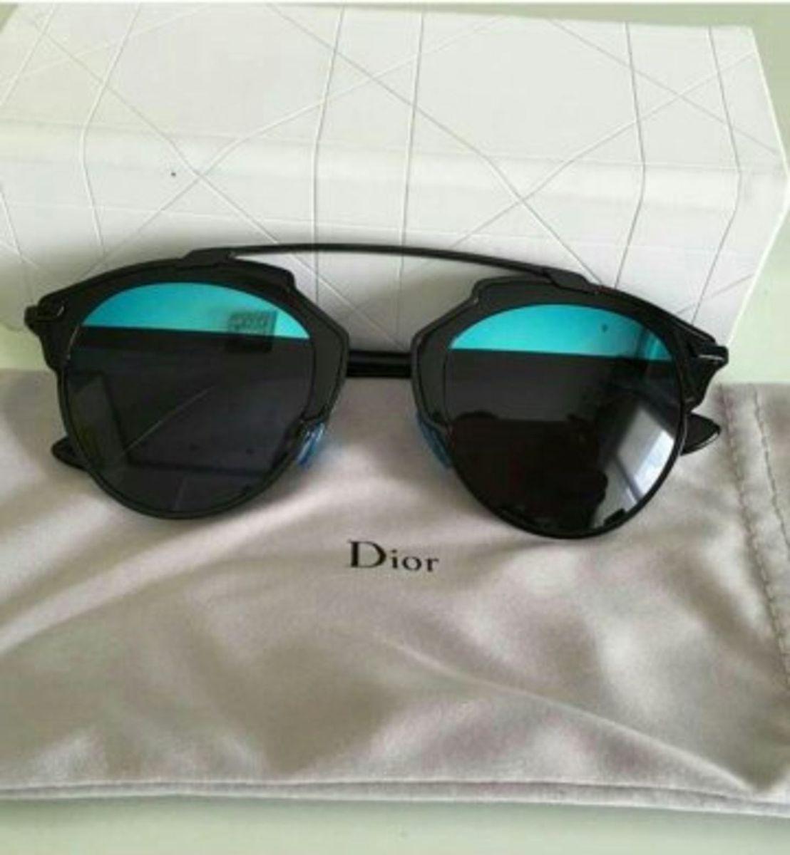 e71192c5541df oculos dior so real oreto com azul - importado original - óculos dior