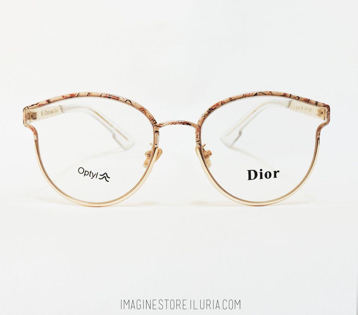 armação de grau dourada - óculos dior.  Czm6ly9wag90b3muzw5qb2vplmnvbs5ici9wcm9kdwn0cy8xmdm5njywl2qyyjrjntfhmjjjnme0odg0mje1nzy5mdq1yzljyjdhlmpwzw d1c4fb3a9d