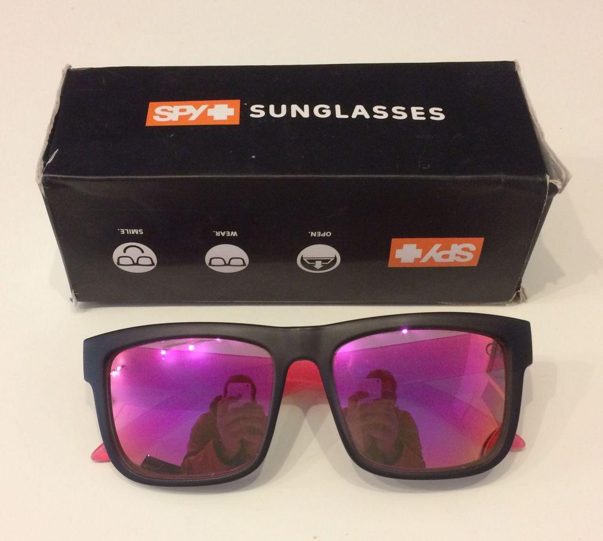 f588581e9 Óculos Escuros Spy Original | Item p/ Esporte e Outdoor Spy Usado ...