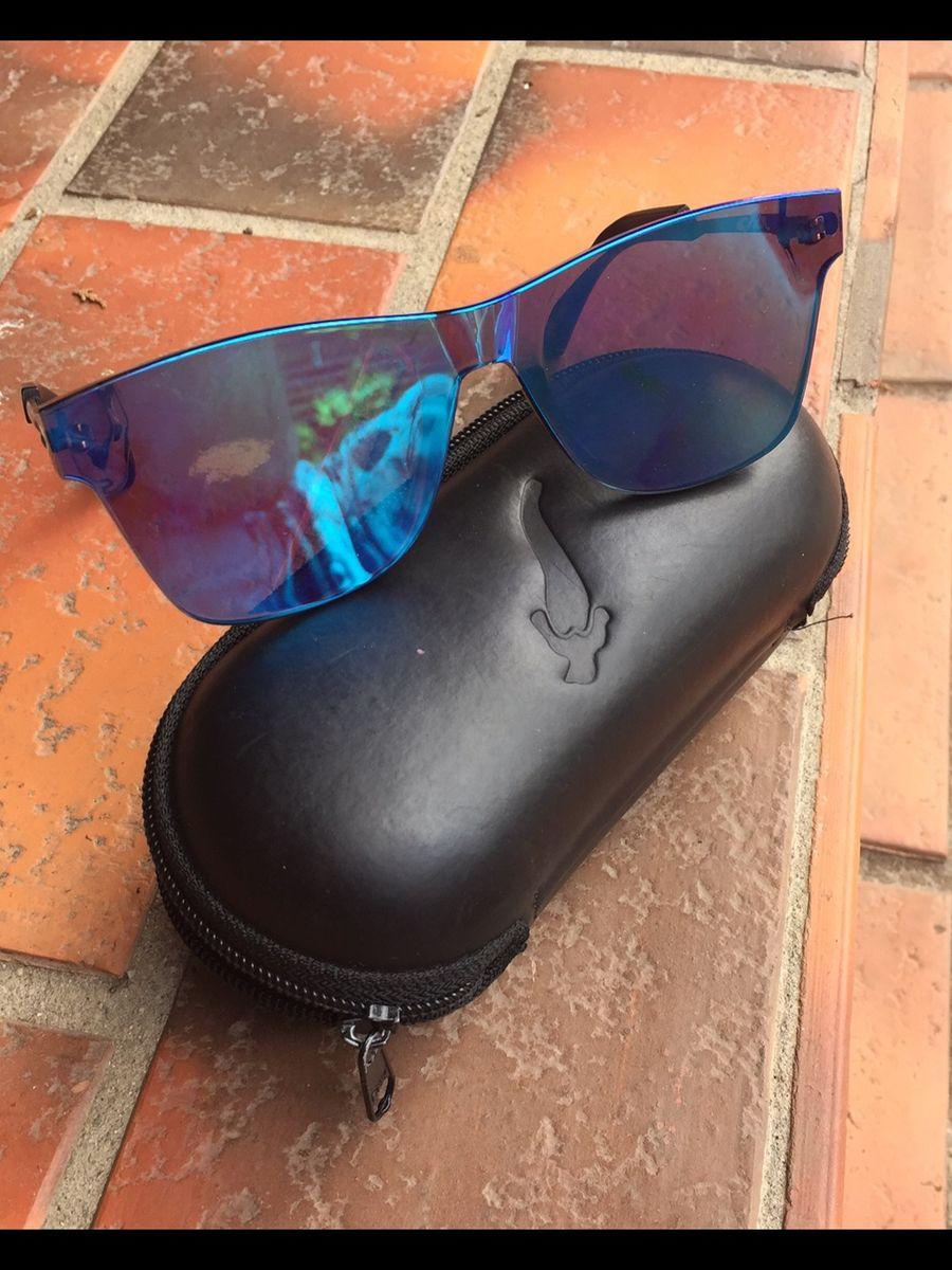 0f881d01f Óculos Espelhado Infinito Azul Chilli Beans | Óculos Masculino ...