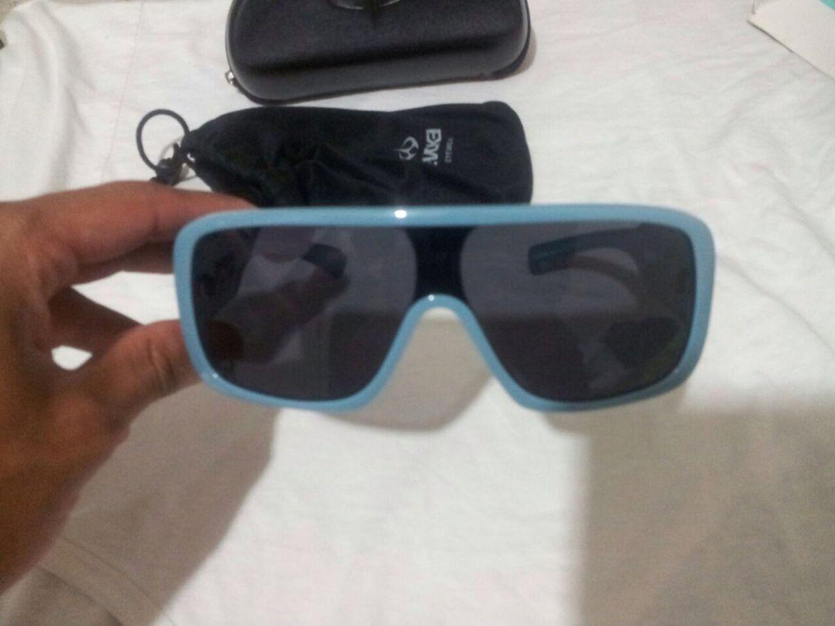 Óculos Evoke Amplifier Azul Original   Óculos Masculino Evoke Usado ... 25990b4f50