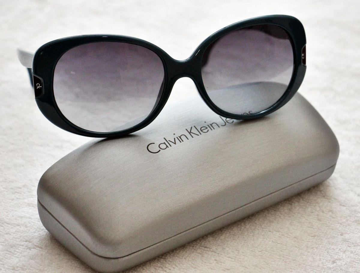 50bc4c36ff694 óculos feminino calvin klein ck vintage oval ck3136s - óculos calvin klein