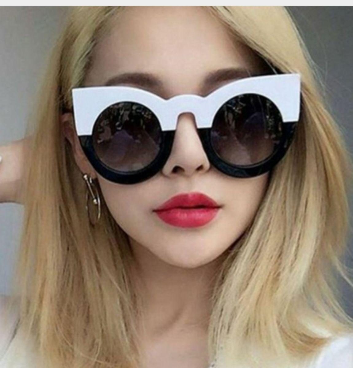 óculos gatinho branco e preto - óculos diguyao.  Czm6ly9wag90b3muzw5qb2vplmnvbs5ici9wcm9kdwn0cy85ndg0ntuvzdixzjy1mgvhzdm4ztgwodmwotmxzmezztbhnzuymjquanbn  ... 3b3de10084