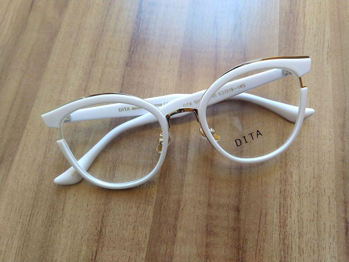 9535a025e326a óculos grau dita branco - óculos dita.  Czm6ly9wag90b3muzw5qb2vplmnvbs5ici9wcm9kdwn0cy85njizmtc1l2u5n2u1yzq3yzk4yjm0mme4m2yxntrhzwy3yjq0zwq1lmpwzw  ...