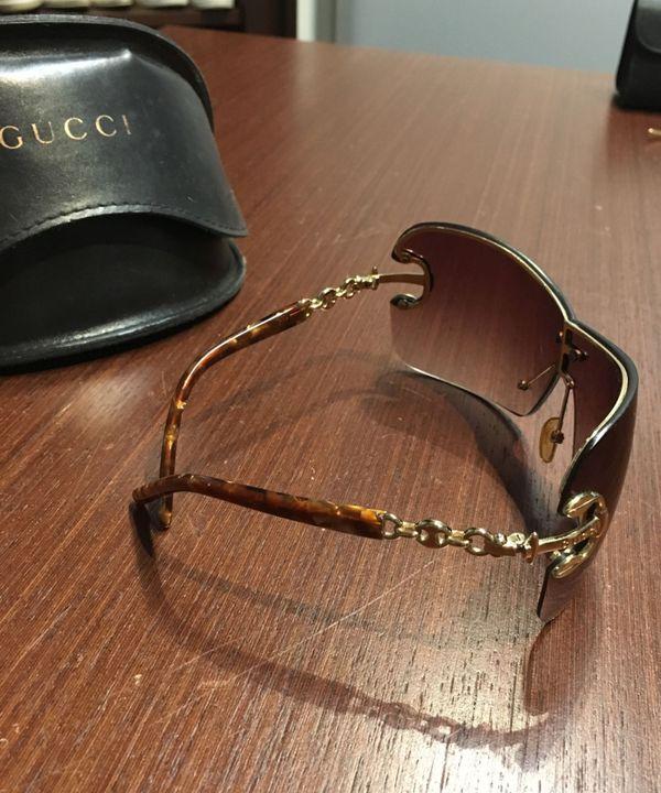 Óculos Gucci   Óculos Feminino Gucci Usado 21367476   enjoei 73d3feef70