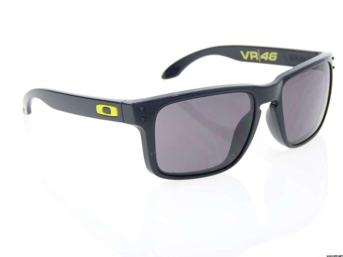 òculos holbrook preto vr46 lentes 100% polarizadas valentino rossi - óculos  sem marca ba207c0ed0