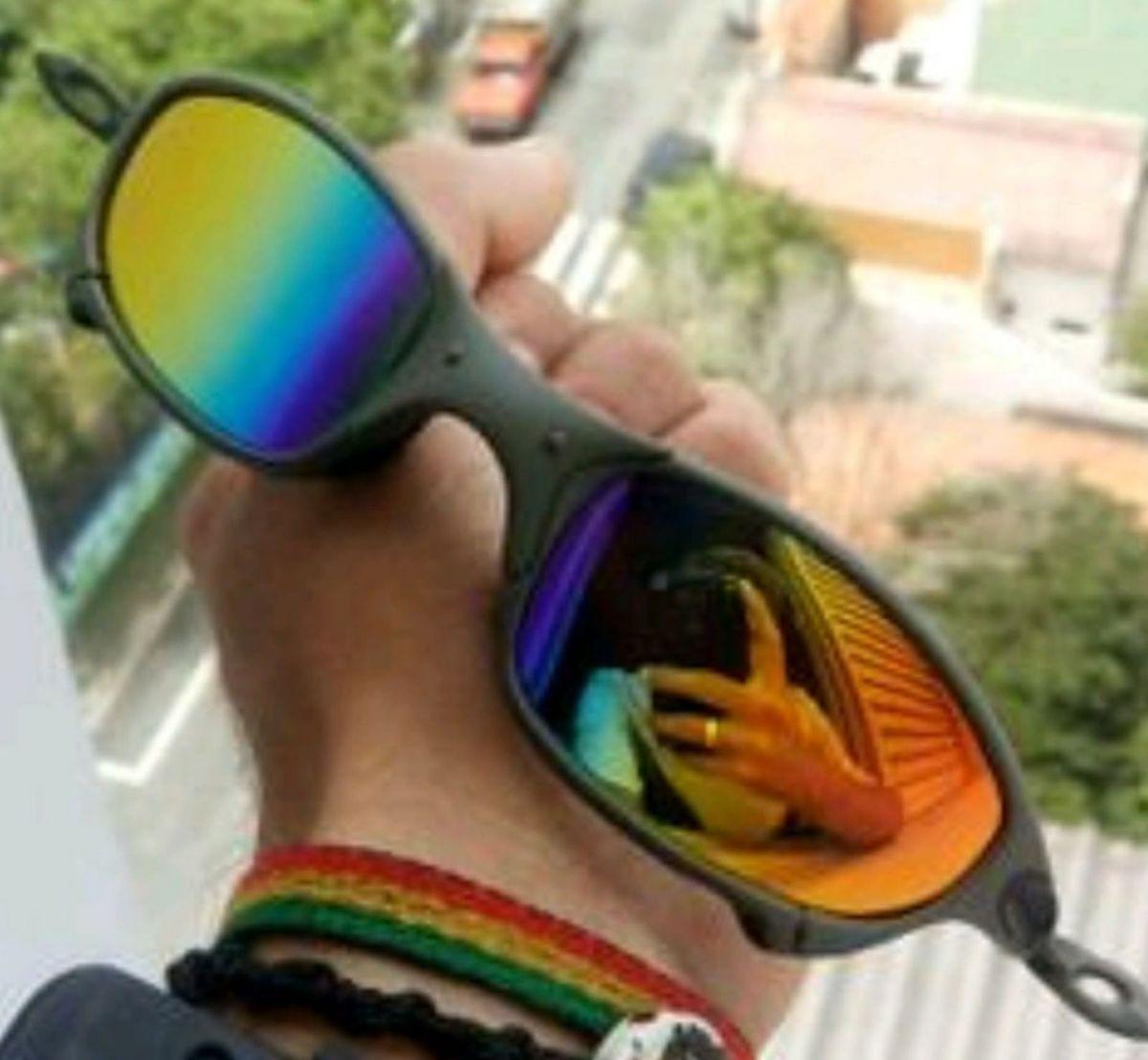 oculos juliet arco íris - óculos oakley.  Czm6ly9wag90b3muzw5qb2vplmnvbs5ici9wcm9kdwn0cy85mdqzndewl2m0ytvhmzzin2rmmmixnjyxy2rjmmixmdg2nmu3ywqylmpwzw  ... b8bdedf3798