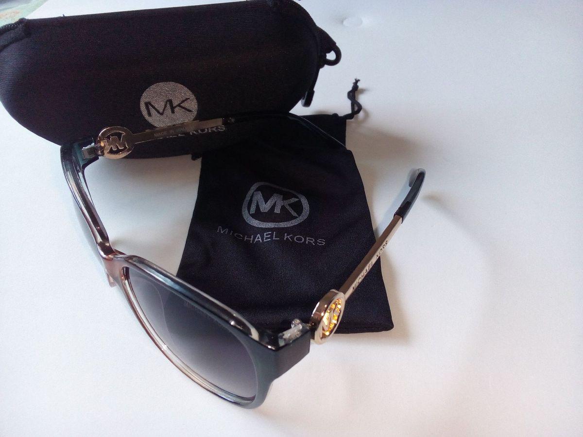 fefd757662a82 óculos michael kors novo original promoção - óculos michael kors