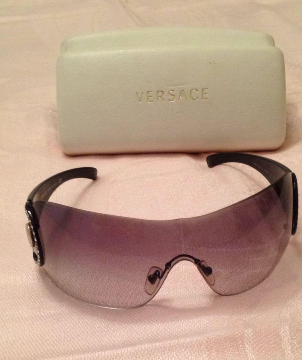 óculos -modelo máscara versace (original) - óculos versace - made in italy e80119583e