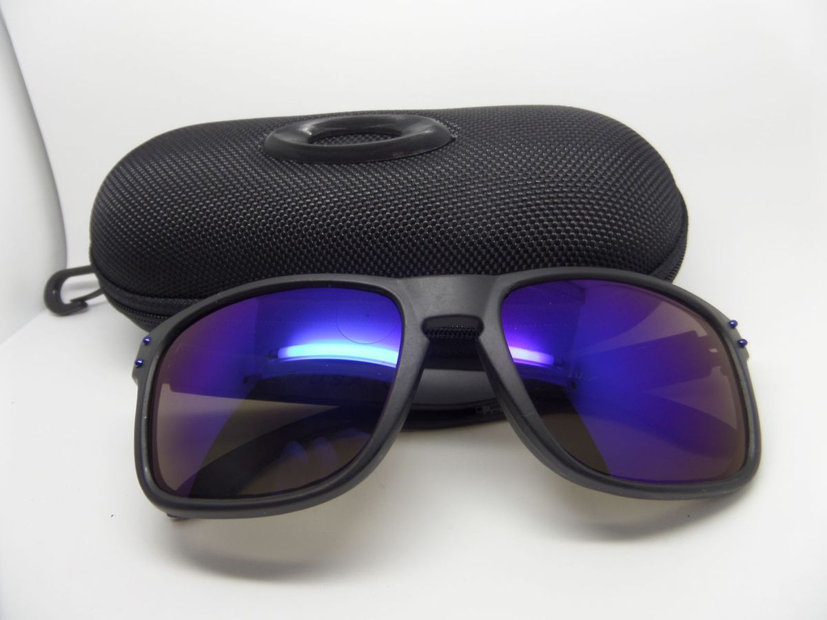 19c45a77d óculos oakley holbrook julian wilson azul - original - óculos oakley