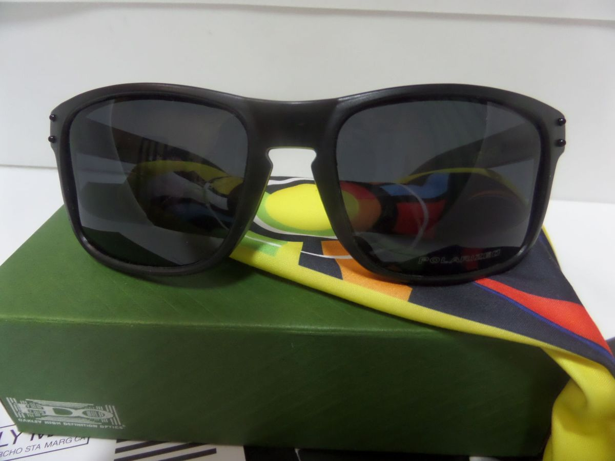 5e2cda0c48349 óculos oakley holbrook valentino rossi vr 46 - importado e original - óculos  oakley