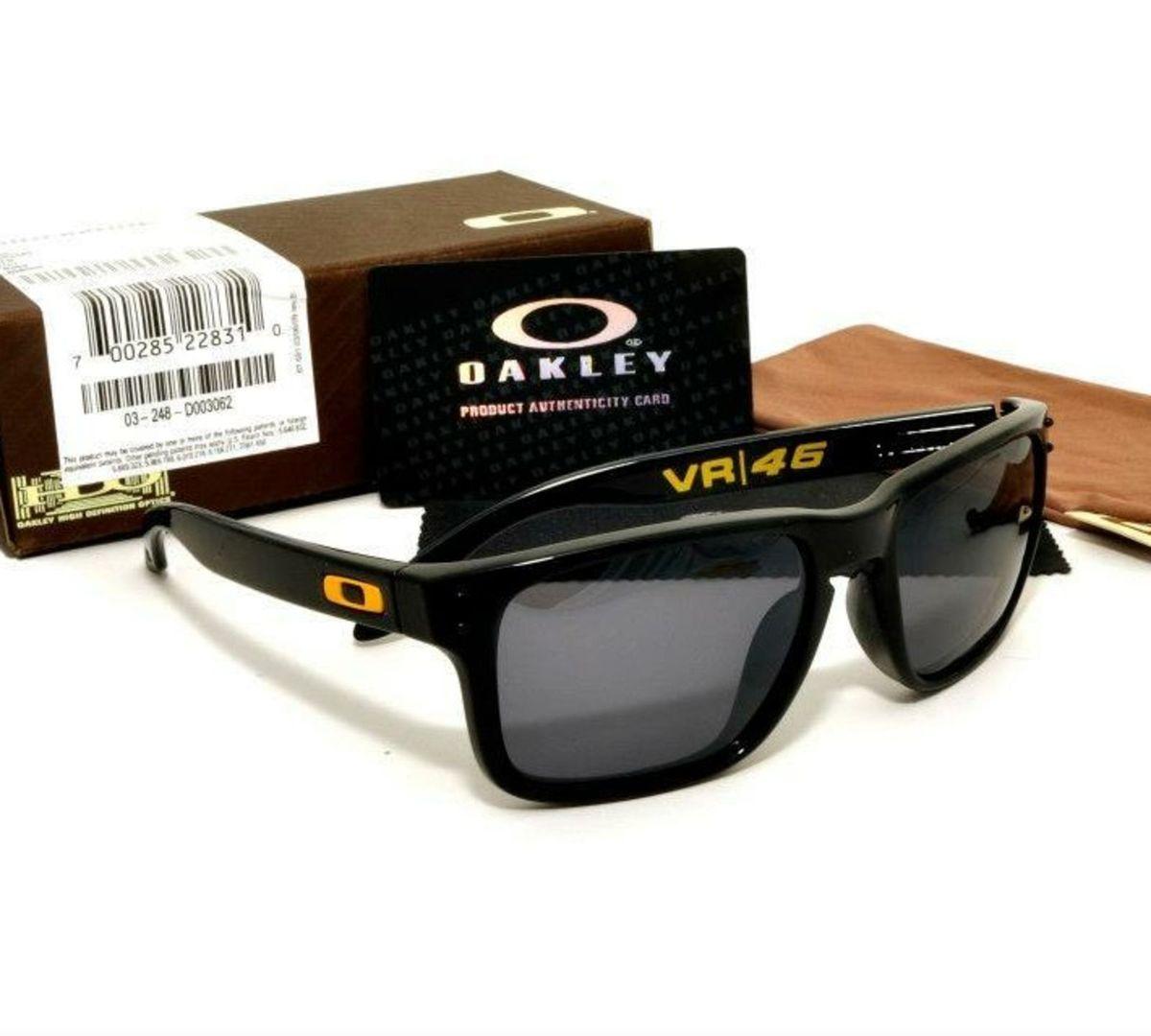 54ba04d7bbfcc oculos oakley holbrook vr46 edicao valentino rossi - óculos oakley