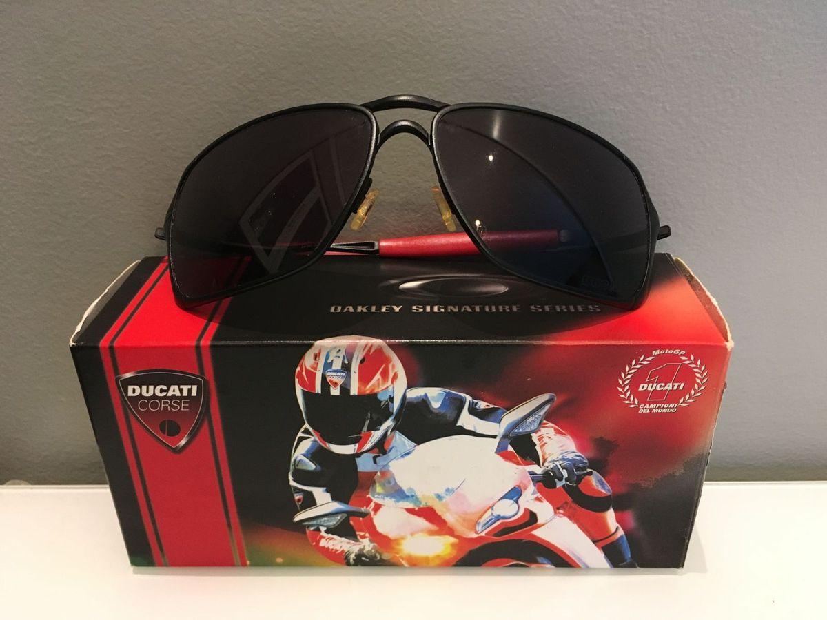 0883de681a Óculos Oakley Inmate Ducati