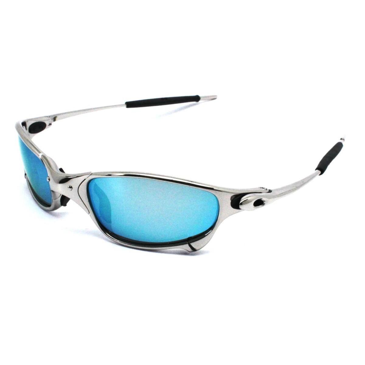 Óculos Oakley Juliet 100% Polarizado Promoção!!!   Óculos Masculino ... 5b558bb631