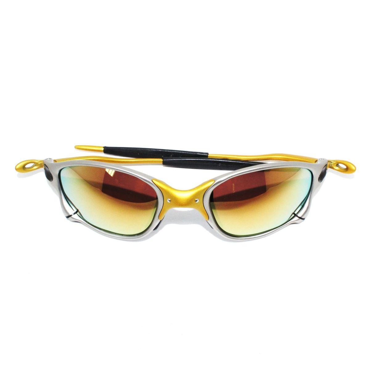 d09e51c2e597c óculos oakley juliet romeo 24k x-squared double várias cores - óculos oakley