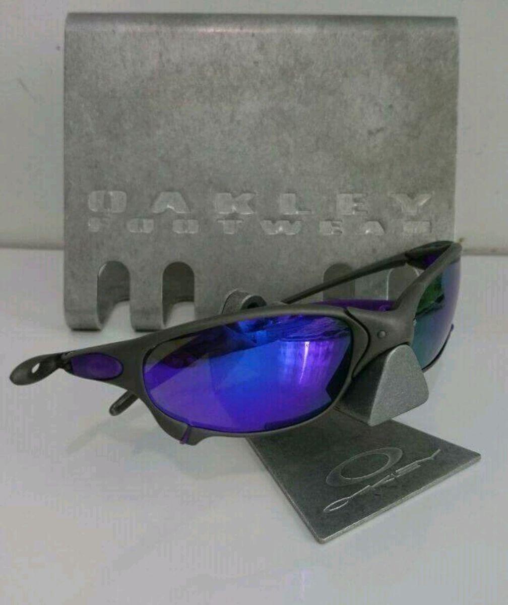 Óculos Oakley Juliet X-metal Original   Óculos Masculino Oakley ... 6108281699