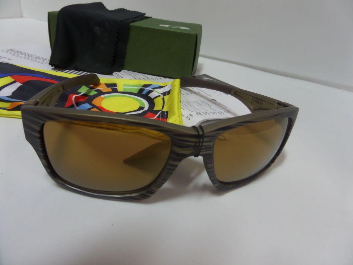 2d8531a4aa86b óculos oakley jupiter squared marrom madeira - importado e novo - óculos  oakley