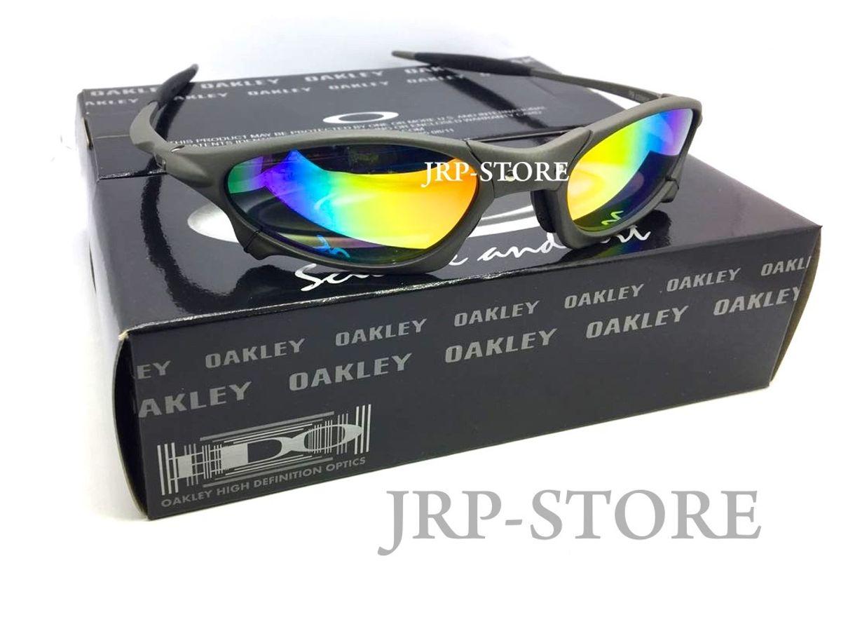 Óculos Oakley Penny Xmetal Lente Arco Íris + Lente Extra   Óculos Masculino  Oakley Nunca Usado 31336586   enjoei 99366cc578