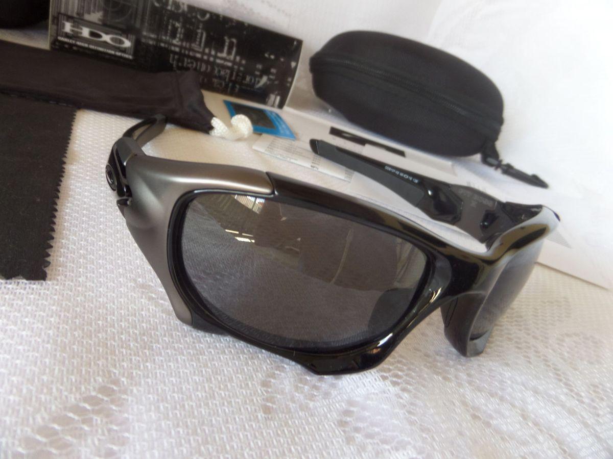 Óculos Oakley Pit Boss Ii Preto Polarizado - Exclusivo   Óculos Masculino  Oakley Nunca Usado 13138633   enjoei 57e129b76c