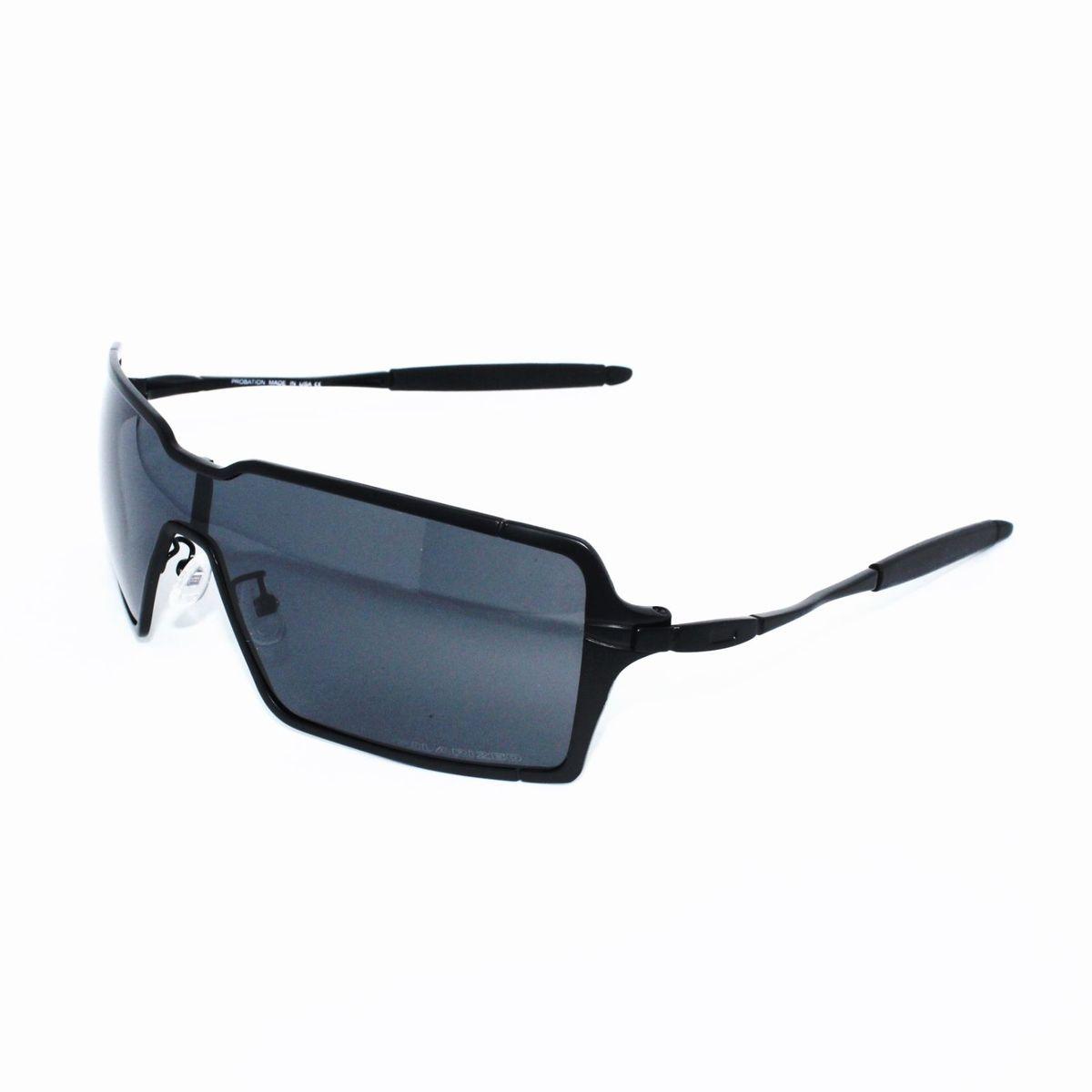 óculos oakley probation 100% polarizado promoção!!! - óculos oakley e5228e5ee1
