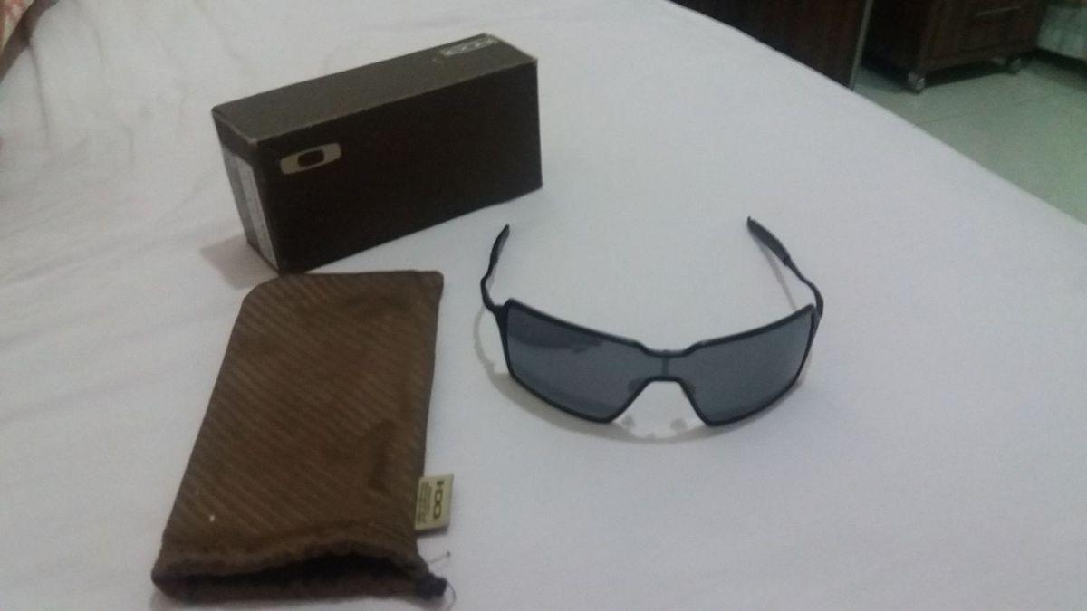 796f11653f6a5 Óculos Oakley Probation Polarized   Óculos Masculino Oakley Usado ...