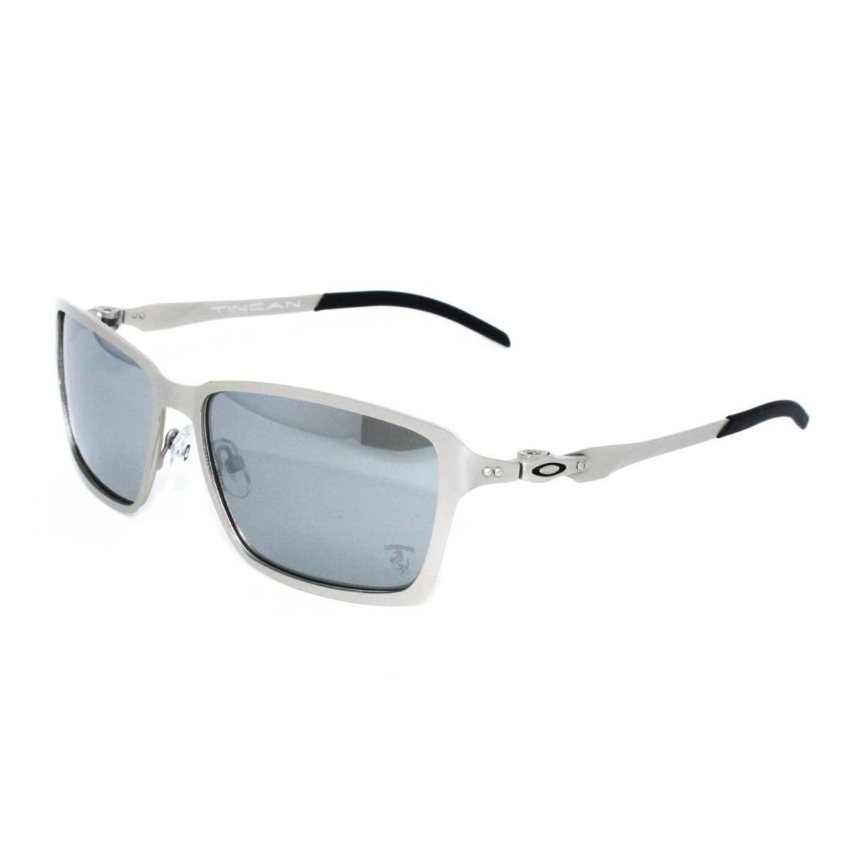 óculos oakley tincan ferrari 100% polarizado promoção!!! - óculos oakley 7020af1a2d