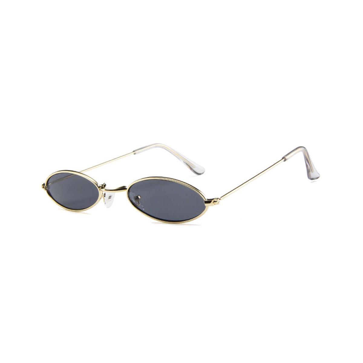Óculos Oval ♡ Vintage ♡ Redondo ♡ Metal   Óculos Feminino Nunca ... 827b2f49ae