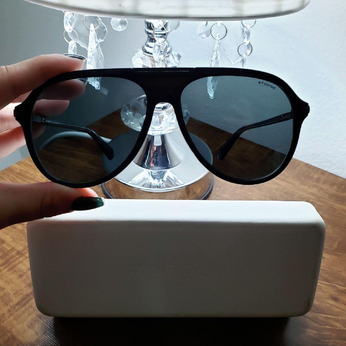 óculos polaroid unissex - óculos polaroid