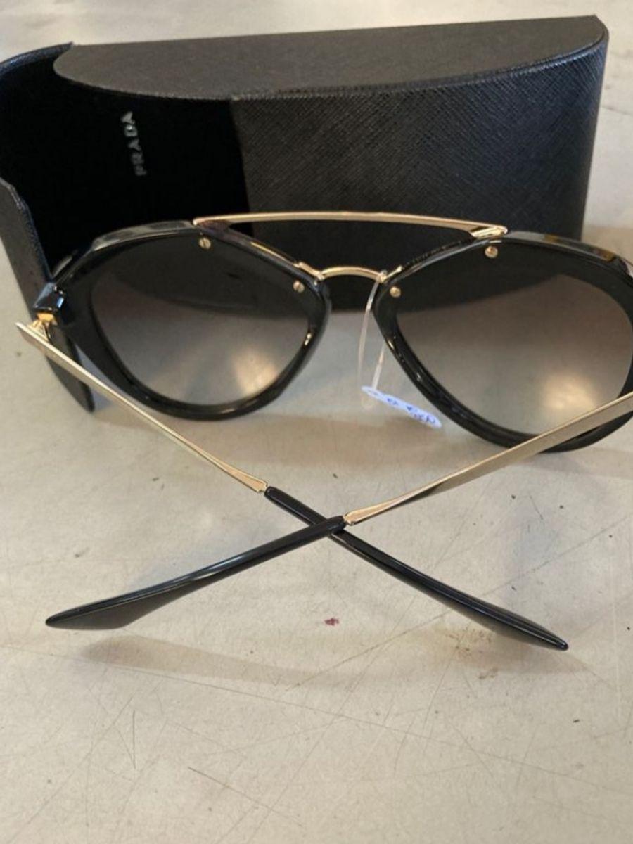 Oculos Prada   Óculos Feminino Prada Usado 10   enjoei