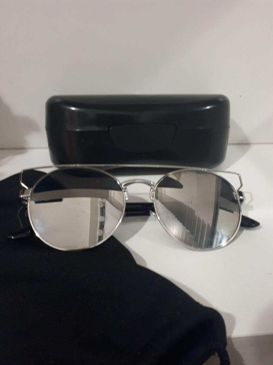 f9c6c80235688 óculos prata espelhado - óculos riachuelo.  Czm6ly9wag90b3muzw5qb2vplmnvbs5ici9wcm9kdwn0cy84ndg5mzk1lzy1yjexzdi0ymzkztc0mtcyzte1otmznja2zgvhowm3lmpwzw  ...