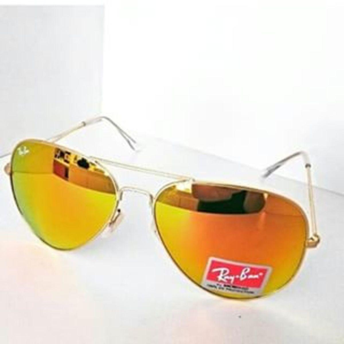 a13081bf0 Óculos Ray Ban Aviador Laranja Espelhado Rb3026 | Óculos Feminino Ray Ban  Nunca Usado 15308517 | enjoei