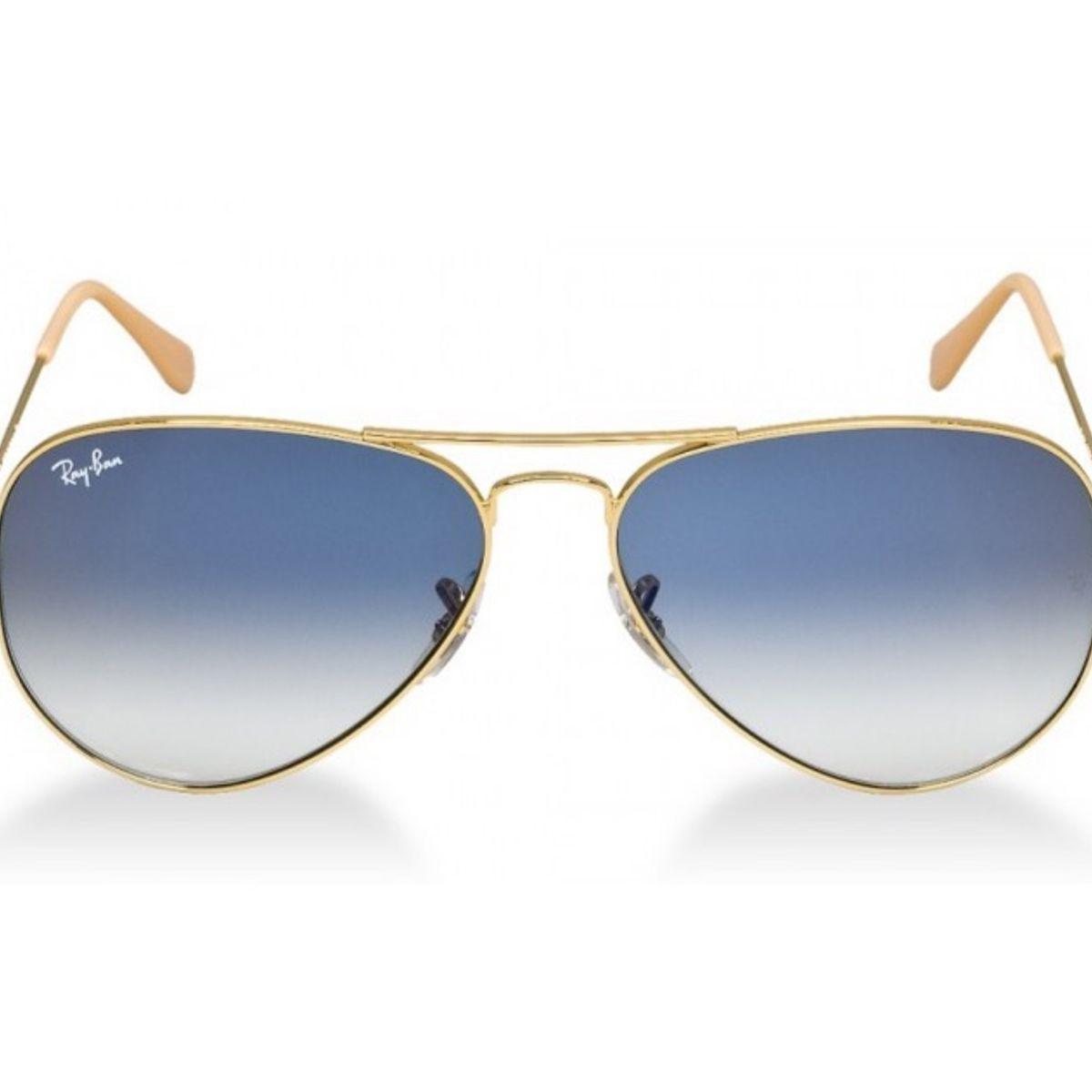 5986ca5b5 óculos ray ban aviador rb 3026 dourado azul degradê - óculos ray-ban ...