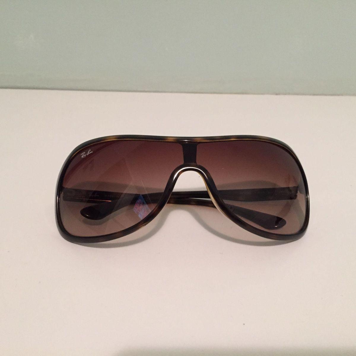 33fb1d44ae82d Óculos Ray Ban Máscara Rb4086 710 13