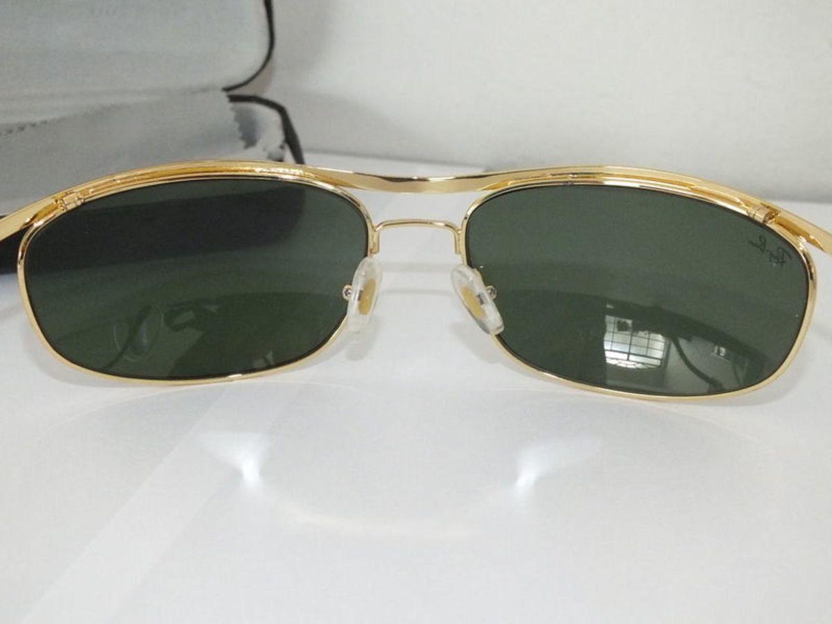 597cfc4ee7c5b Óculos Ray Ban Rb 8012   Óculos Masculino Ray Ban Nunca Usado 778448    enjoei