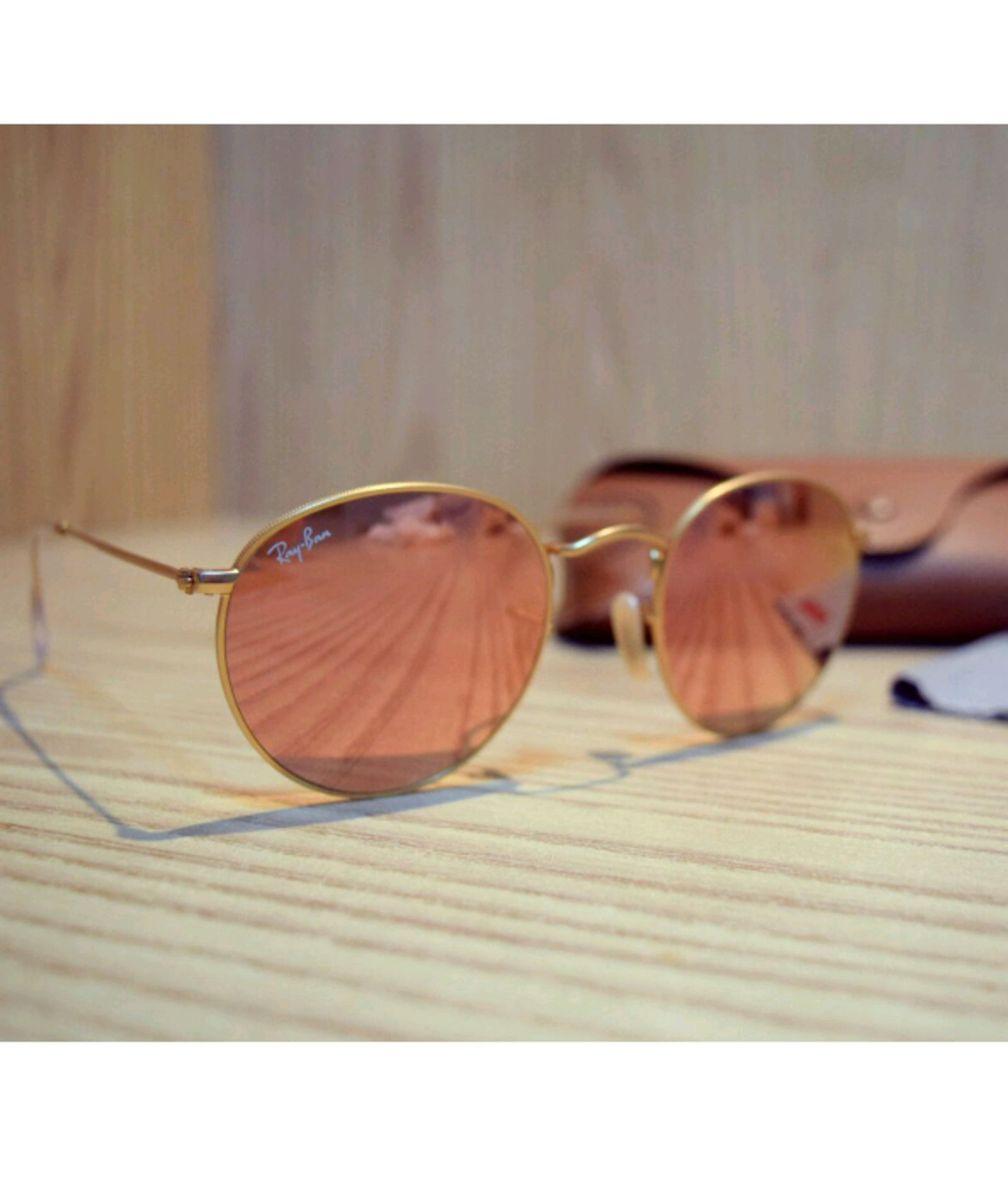 f1a333eb1c39b óculos ray ban rosa redondo original - óculos ray-ban
