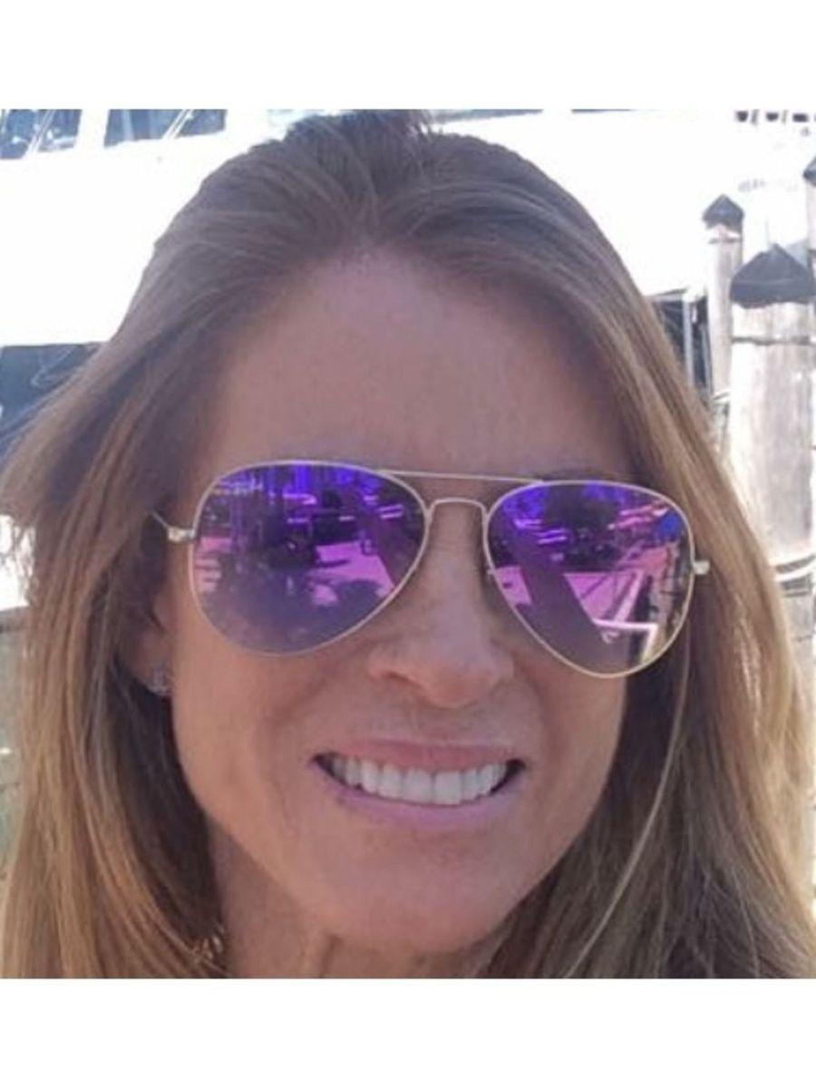 9e7ec6f4c Óculos Rayban Aviador Espelhado Original | Produto Feminino Rayban ...
