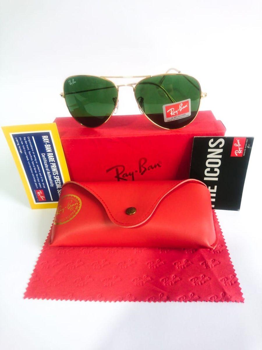 9ea7e8298 Óculos Rayban Aviador Promoção!!! | Óculos Feminino Ray Ban Nunca ...