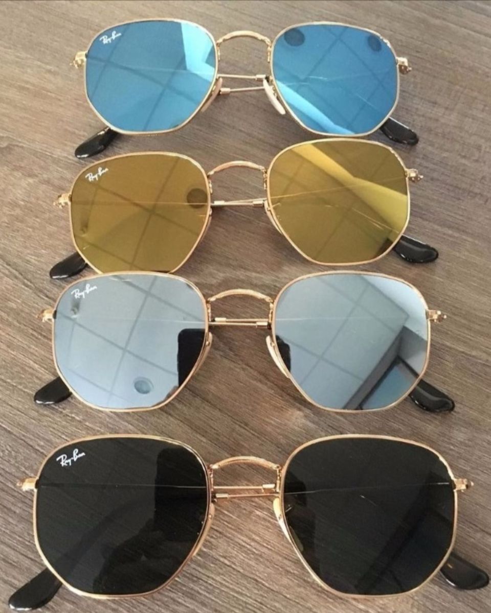 óculos rayban hexagonal cristal - óculos ray-ban.  Czm6ly9wag90b3muzw5qb2vplmnvbs5ici9wcm9kdwn0cy84mdazmtyxl2qymjfimwi5y2qynzi5mmuzyzi2mtc4odiwzjczmzg4lmpwzw 083190ce32