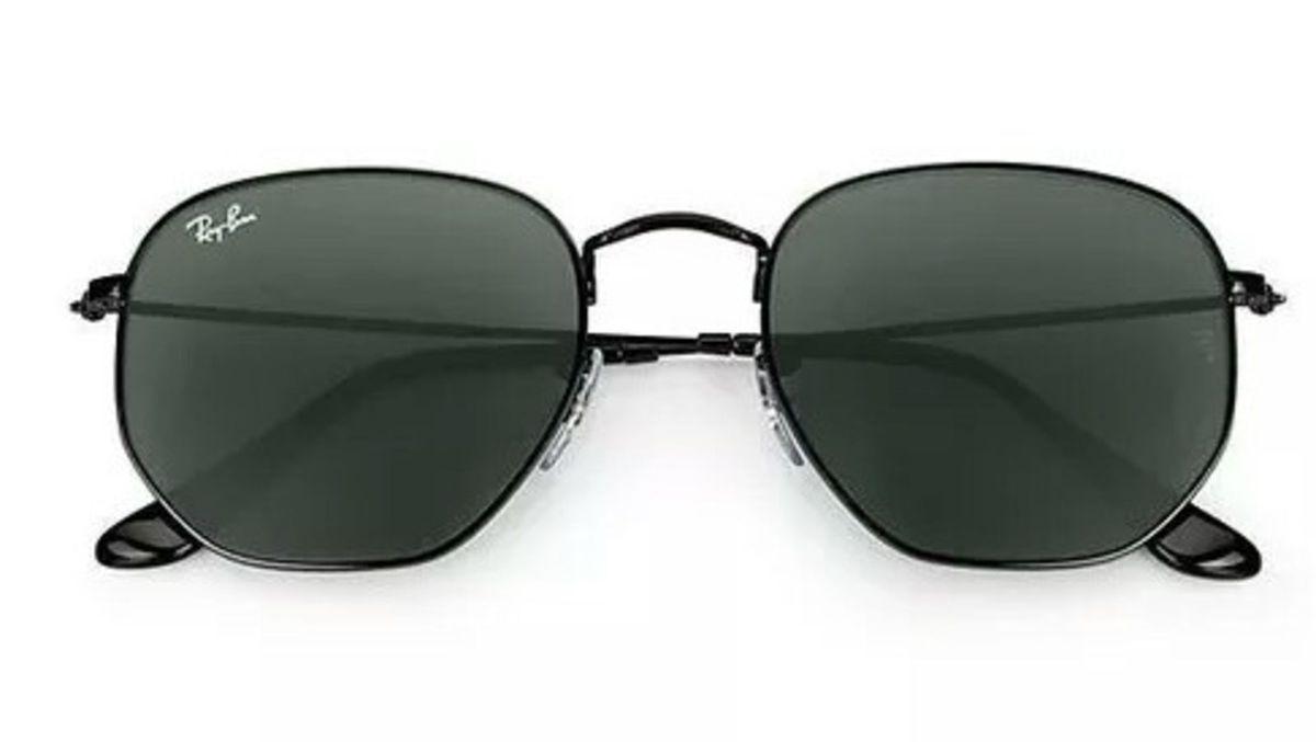 óculos rayban hexagonal preto - óculos ray-ban.  Czm6ly9wag90b3muzw5qb2vplmnvbs5ici9wcm9kdwn0cy8xmdmxmzu0os8zmzkwn2jkogu1mdjmzmqxmdbjnge3zmqyzgrmyjljni5qcgc  ... 6aba57118a