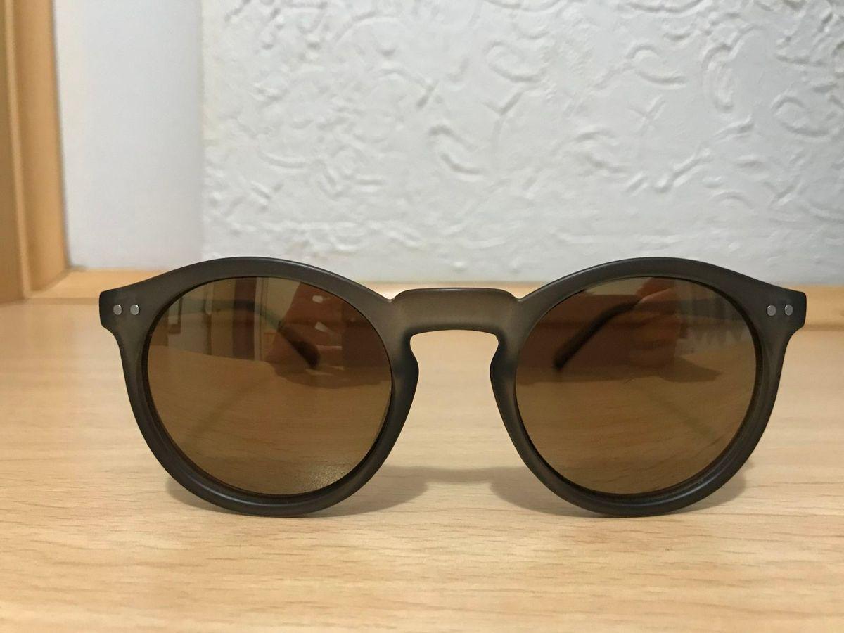 142993505edbe óculos redondo chilli beans - óculos chilli beans